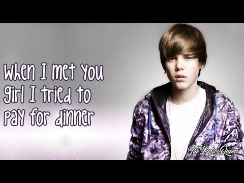 Justin Bieber & Soulja Boy - Rich Girl [Lyrics] HD