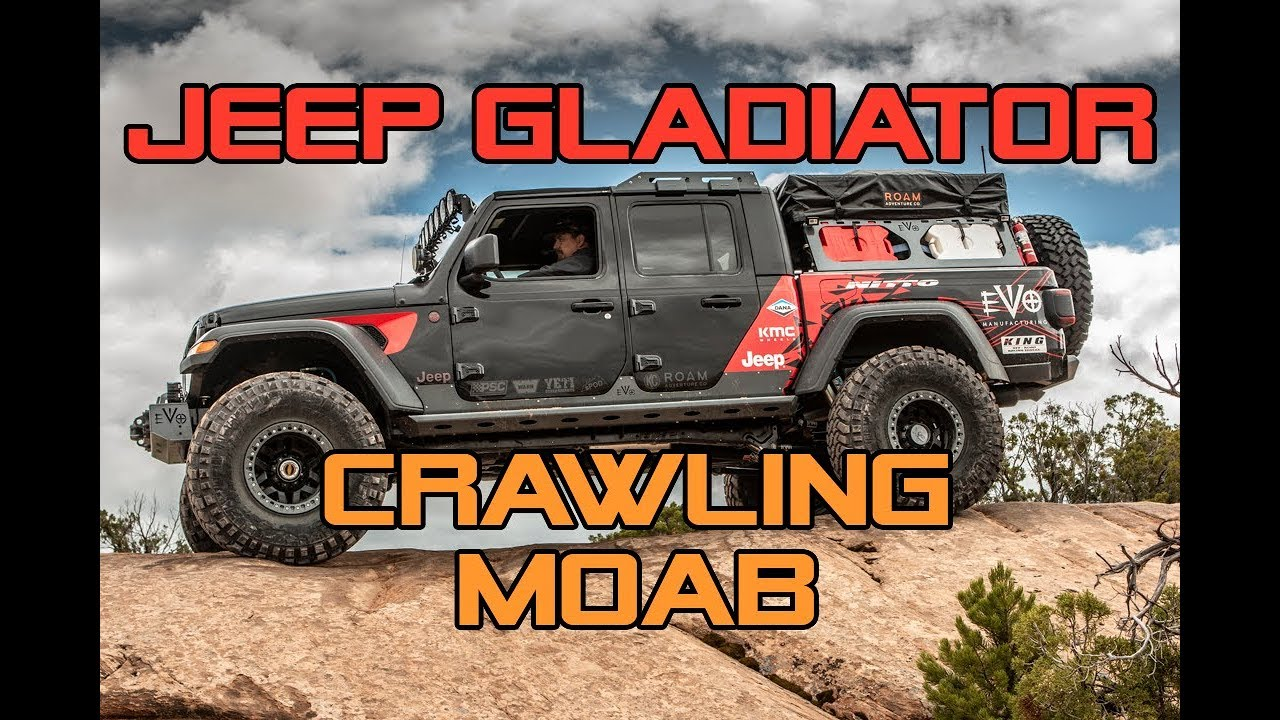 Jeep Information And Evolution Offroaders Com >> World S First Modified Jeep Gladiator By Off Road Evolution Part 2 Of 2