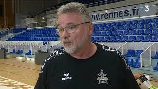 Le Rennes Volley 35 avant la reprise du championnat