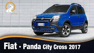 Fiat Panda City Cross 2017 | Video e Información / Review en Español