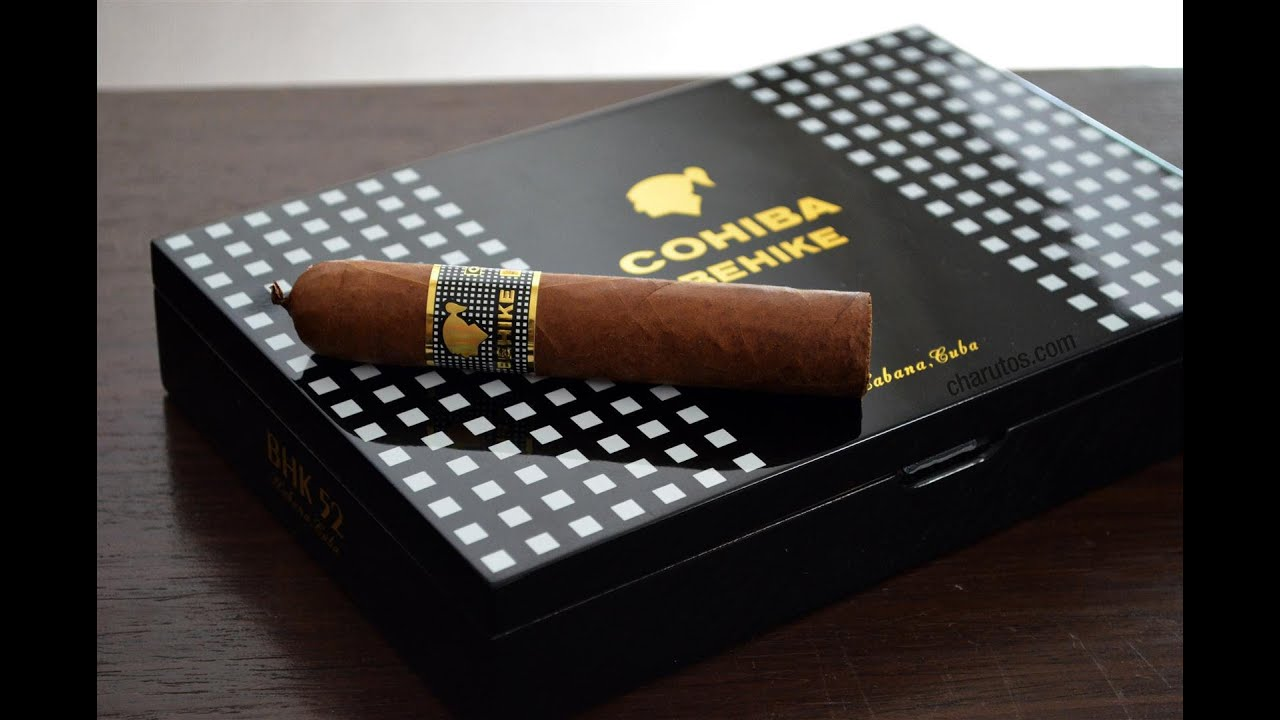 Cohiba Behike 52 Box - Finest Cuban Cigars