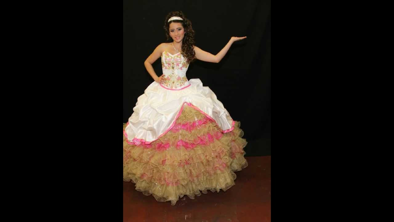 QUINCEANERA DRESS BAILE SORPRESA DRESSES SURPRISE DANCE ...