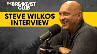 Steve Wilkos Weighs In On R. Kelly, Jussie Smollett, Talks New Season, Old 'Springer' Days + More