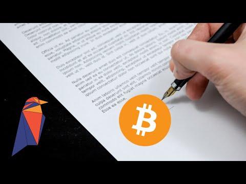 Are YOU Satoshi Nakamoto? Signing & Verifying Blockchain Messages