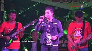 Andy KDI Cinta Air Mata OM Adella LIVE Semarang Fair 2018