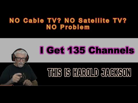 How I Get 135 TV Channels Without Cable Or Satellite