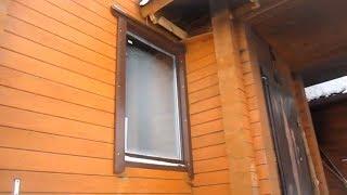 Энергоэффективный наличник , сэкономим на окнах 30%