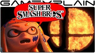 BOOYAH! Super Smash Bros. for Switch - Reveal DISCUSSION (Inkling & Speculation Galore!)