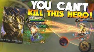 new hero uranus gameplay epic skills mobile legends