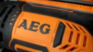 Обзор ударной дрели (hammer drill) AEG SBE 750 RE