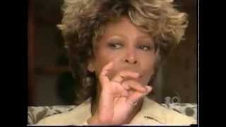 Tina Turner - Even in my worse Time, I still find time to laugh...