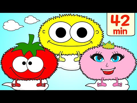 Colors, ABC's, & More Kids Songs!