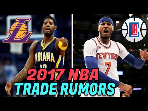 Top 5 NBA Trade Targets! NBA Trades That Might Happen? Paul George to Lakers? Jimmy Butler Celtics?