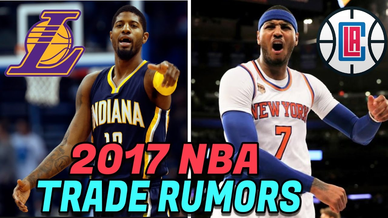 2017 NBA Free Agency, Trades and Rumors: Paul George recruiting for teams of interest