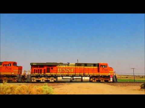 6/25/16 A trip to Cajon Pass, Victorville, and Barstow Pt.2
