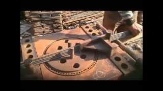 Rebar Processing Machinery Equipment - Sona Construction Technologies Pvt Ltd