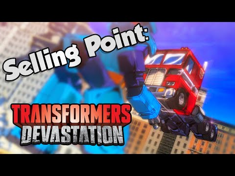 Transformers Devastation Review - [Selling Point]