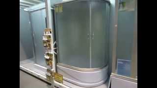 Душевая кабина Erlit ER4512TPL/R-C3 120*80*215 Матовая