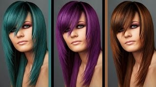 Retouching Mengganti Warna Rambut di Photoshop