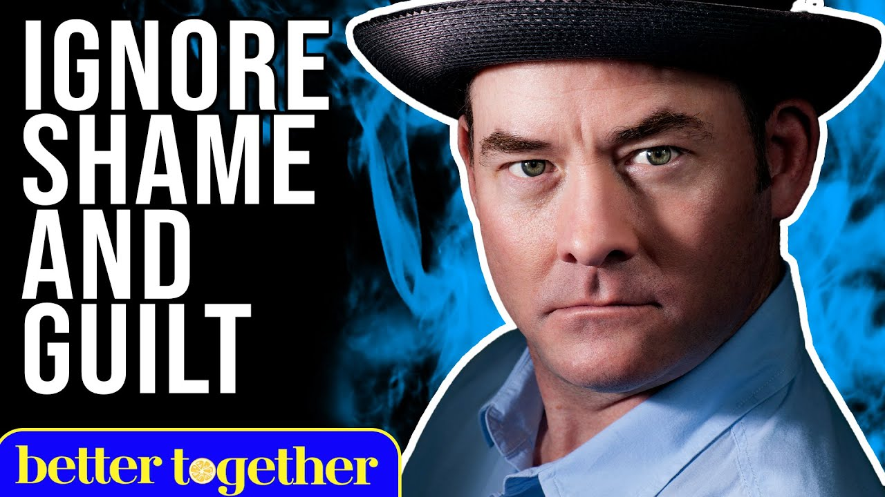 Download Why Shame and Guilt Are Both Lies with David Koechner