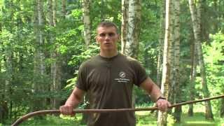 Trenuj w lesie z Masternakiem, odc. 1 Przyjdź do lasu