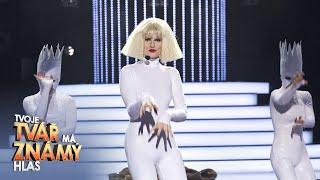 Iva Pazderková jako Lady Gaga –