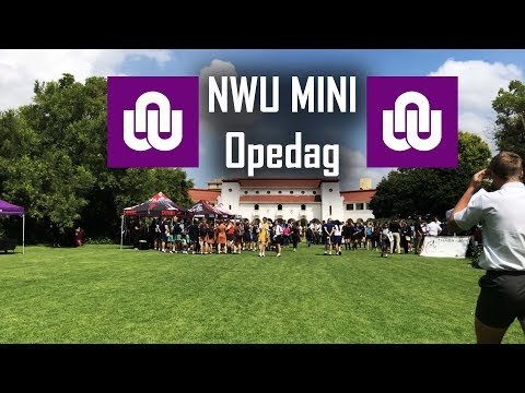 NWU Mini Open Day | DeV Vlogs #35 |  21 February 2018