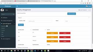 The hot fix 1 for build employee management system with laravel 5.4 and adminlte is available at: - source code https://github.com/hoadv/employee-mgmt-la...
