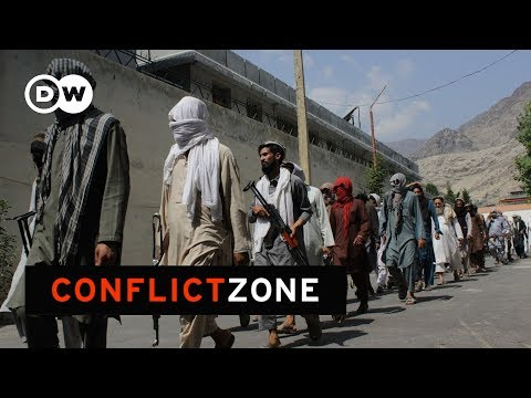 No Afghan peace without the Taliban? | Conflict Zone