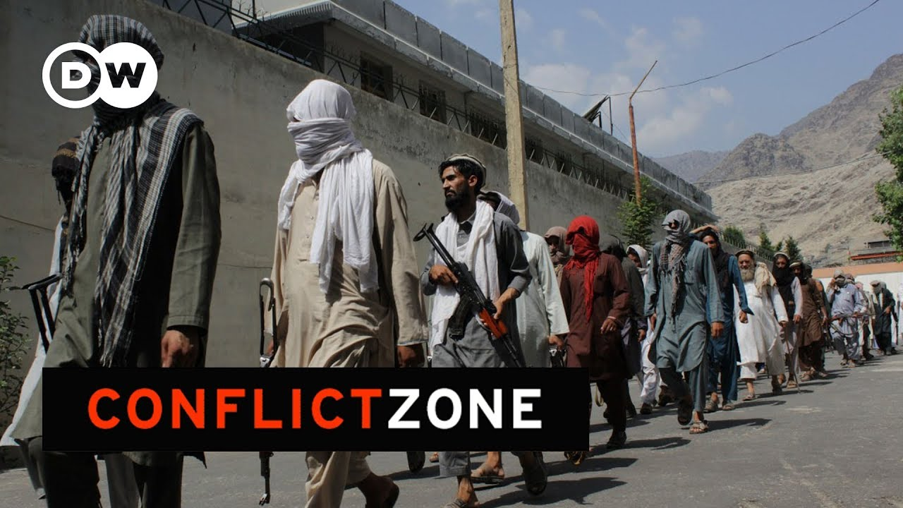 Download No Afghan peace without the Taliban? | Conflict Zone