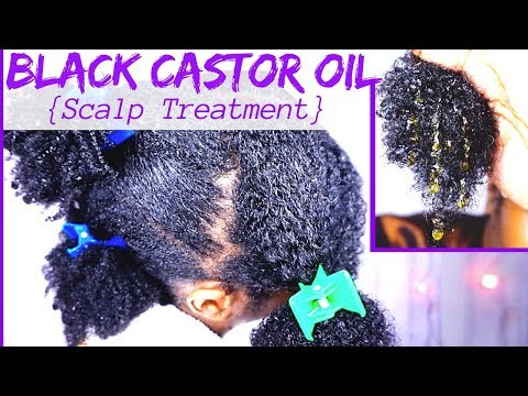 Hot Oil Treatment: Jamaican Black Castor Oil on Natural Hair | Lifestyle Essentials by Nature
