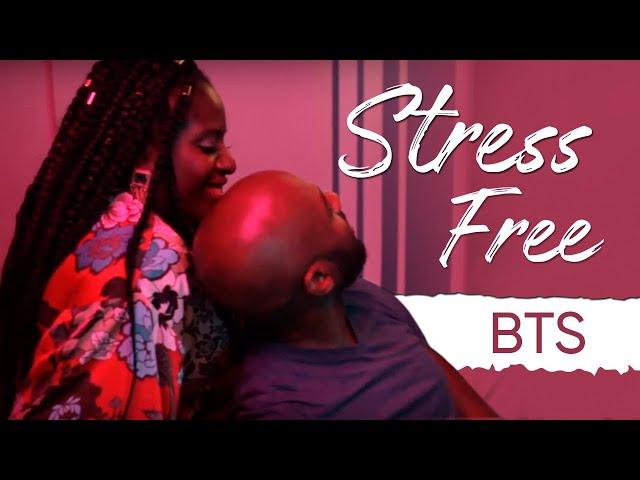 JPLovesIt - Stress Free ft. Master Brain & Mark G | Behind The Scenes