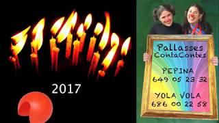 Pallasses de BIBLIOTECA (Aniversari)