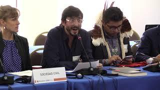 Brasil: protección Amazonia y DDHH de pueblos indígenas