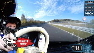 Guy Martin's Record Breaking Nürburgring Lap | Guy Martin Proper