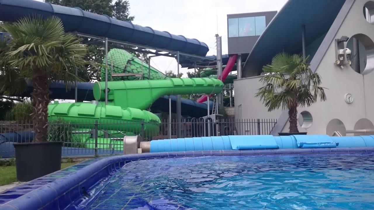 Akvapark Europabad Karlsruhe Ch 5 Youtube