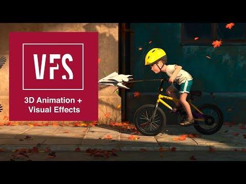 Childhood -  Vancouver Film School VFS