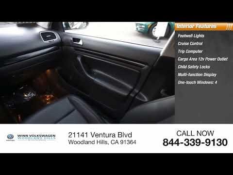 2013 Volkswagen Jetta Sportwagen TDI Woodland Hills CA W1103