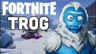 Fortnite Battle Royale - Trog Skin - #fortnite #playground #HSB