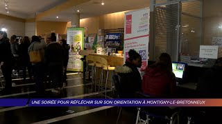 Yvelines | Une soirée pour réfléchir sur son orientation à Montigny-le-Bretonneux