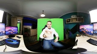 Mój AKTUALNY Pokój / Film 360