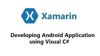 Developing Android Application using Visual C# in FULL HD