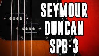 Seymour Duncan SPB-3 [Demo]