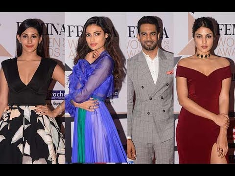 Full Video: Athiya Shetty, Adah Sharma And Others At Femina Women Awards