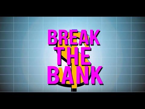 BREAK THE BANK | GFORCE (Official Lyric Video)