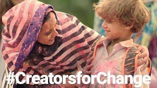 فيلم إنسان #CreatorsforChange
