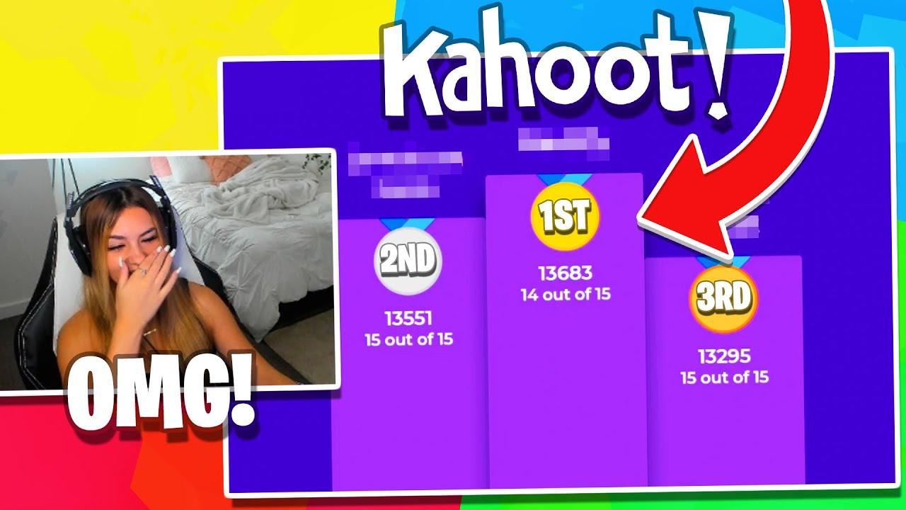 I Hosted The Hardest Fortnite Kahoot Ever Youtube A comprehensive database of more than 11 fortnite quizzes online, test your knowledge with fortnite quiz questions. i hosted the hardest fortnite kahoot ever