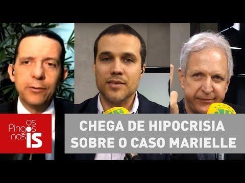 Debate: Chega De Hipocrisia Sobre O Caso Marielle