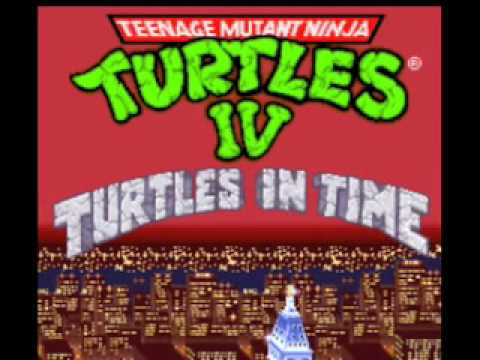 Turtles In Time: SNES Man Review