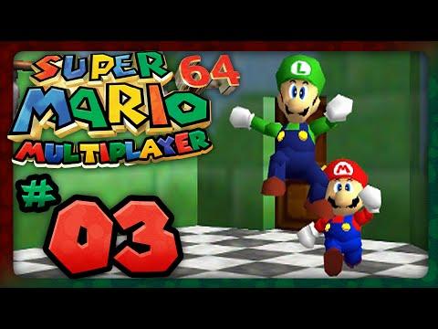 2 player mario 64